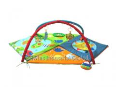 Multifunction 3D Baby Carpet 6 in 1 baby toys