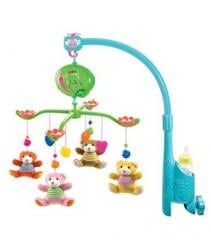 Toys for the suspension to children beds