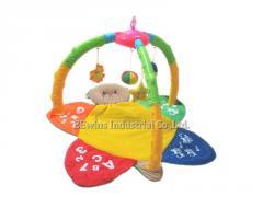 Bear play gym baby toys