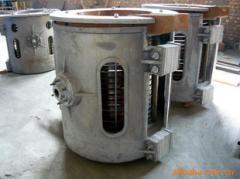 1.5T Steel Scrap Melting Induction Furnace