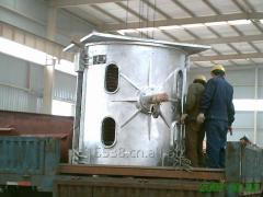 500kg Induction Melting Furnace for Aluminum