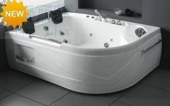 Acrylic sanitary ware bathtub massage bathtub