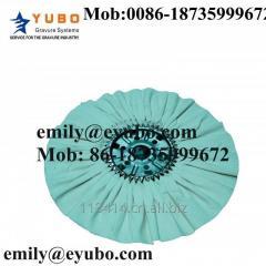 Полировка ткани с стальной крыла глубокой цилиндра