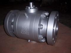 Metal-to-metal Seated Ball Valve