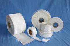 Silica fiberglass tape