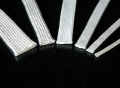 HIGH TEMPERATURE SILICA BRAIDED SLEEVE