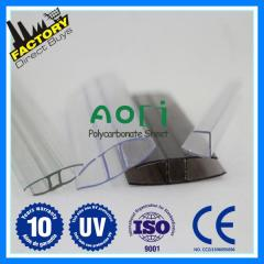 Products made of polycarbonate