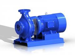Close Coupled Motor Pump