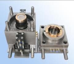 P20 steel,one cavity for industrial bucket