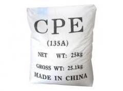 Chlorinated polyethylene-PVC Auxiliary Agents CPE