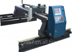 SNR-QL4 VultureCut Flame/Plasma Portable Gantry CNC Cutting Machine