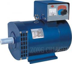 STC Series three-phase A.C. synchronous generators