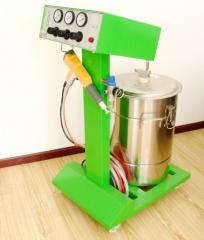 ZAC-III /IV Powder Coating  SprayGun Machine