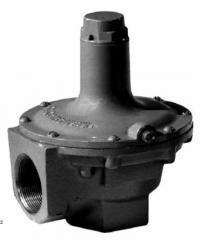 Regulators of pressure of gas main