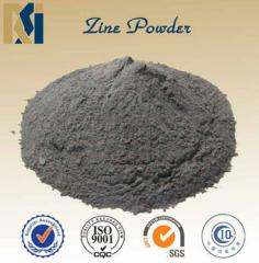 Zinc powder used in paints and coating