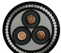High-voltage cable  YJV