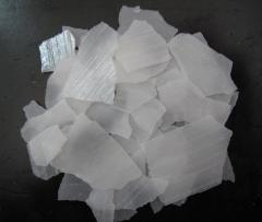 Sodium hydroxide (caustic soda or sodium