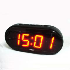 LED desk alarm clock VST-801