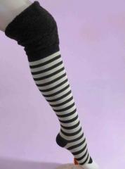 Lady knee high