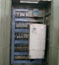 加气站PLC控制柜