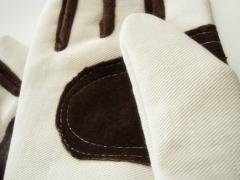 Canvas gloves FR-105