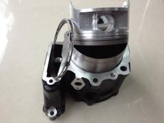 Piston kits for motorcycles