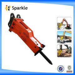 6tonne Hydraulic hammers