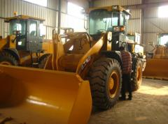 XCMG LW300K Wheel Loader with 3ton rated load