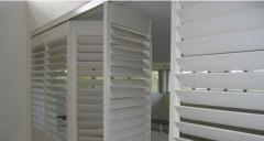 Basswood shutters, Western Red Cedar Shutters, Pvc