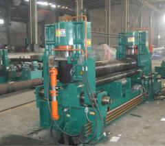 Rolling machineW11S-20×2000 CNC Hydraulic Upper
