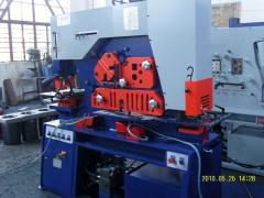 Q35Y-20Hydraulic Ironworker and punching machine