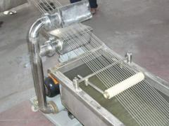 Equipment for the processing of second polymeric