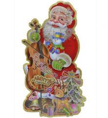 3D Santal Claus