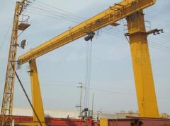 Cabins for hoisting cranes