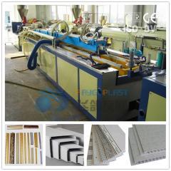 墙板型材生产线