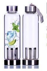 Envase de cristal de bebidas