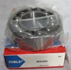 Bearing SKF 6326 M machined brass cage