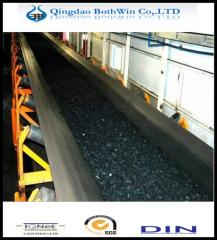 Flame resistant/heat resistant conveyor belt