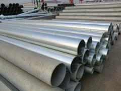 Low Alloy Galvanized Circular Hollow Sections