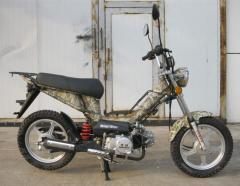 "70cc  14"" big wheel scooter"