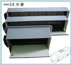 Fresh Air device , air damper, blend air door