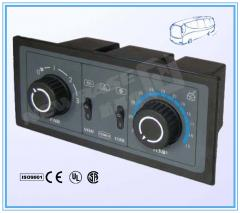 Air conditioners for motor vehicles