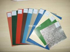 Stucco Embossed Coated Aluminum Coil
