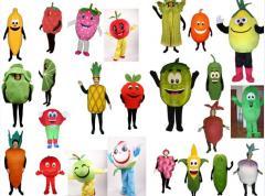 Cartoon costume,vegetable character,disney   character,plush dress costume,animal costumes,disneyworld   character