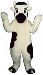 Cartoon costume,Cow cattle monster