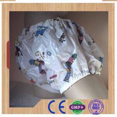 White Transparent PVC waterproof pant PVC Adult