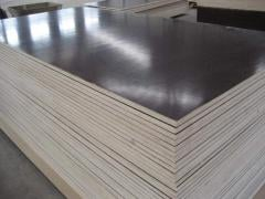 Plywood water-resistant laminated