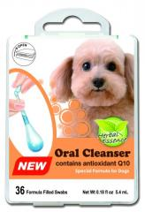 Oral Cleanser for Dog