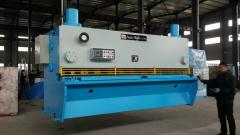 QC11Y-12X3200  Hydraulic Guillotine shear