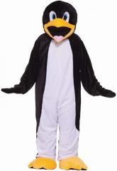 Green Penguin costumes adult mascot,for party theme party costumes,advertising mascot